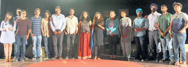 Event full of uplifting stories at Thapar Institute of Engineering & Technology